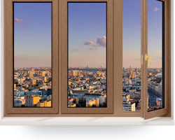 Подоконники и окна ПВХ: правила грамотного выбора