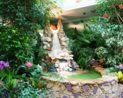 Зимние сады — экзотика жилого пространства