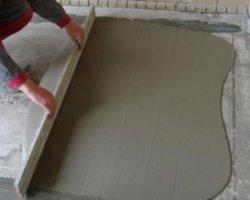 Как выровнять пол под ламинат