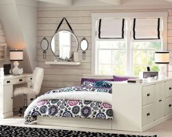 Секреты создания уюта в маленькой спальне