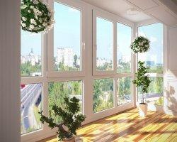 Дизайн пластиковых окон