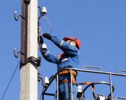 Проводка воздушных линий электросетей