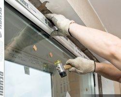 Качественный ремонт стеклопакетов в ПВХ конструкциях