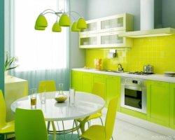 В каком стиле лучше оформить маленькую кухню