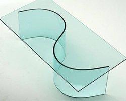Изготовление и применение гнутого стекла