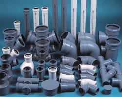 Разновидности фитингов ПВХ для наружной канализации