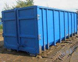 Преимущества вывоза мусора контейнерами 27 кубов