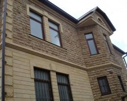 Еврофасад: облицовка фасада и стен