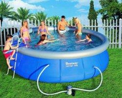 Делаем недорогой бассейн на даче своими руками