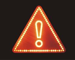 Светодиодные дорожные знаки – их преимущества