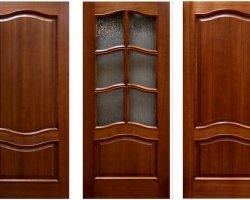 Выбираем деревянные двери. Правила выбора