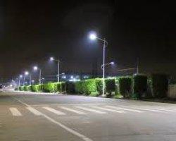 Уличное освещение и его история возникновения