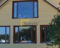 Компания «Сателс» — качественное остекление домов, квартир, коттеджей в Серпухове