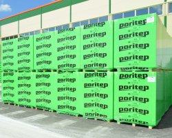 Преимущества блоков из газобетона Poritep