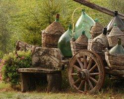 Ландшафтный дизайн загородного дома – простота и душевность кантри