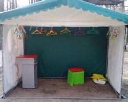 Насколько устойчивы торговые палатки к непогоде?