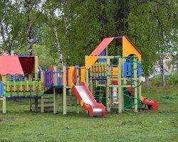 Детские площадки: производство безопасных металлоконструкций