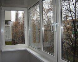 Высокоэффективные пластиковые окна для различных балконов