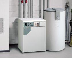Бытовое газовое оборудование: Газовые котлы