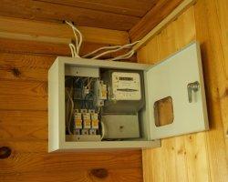 Электрификация дома