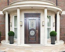 Входные двери из металла: особенности установки