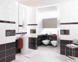 Плитка для пола и стен в ванной