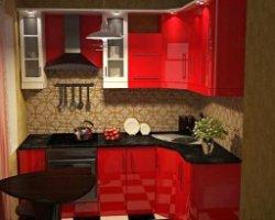 Дизайн маленькой кухни – советы по обустройству