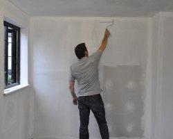 Грунтовка стен под штукатурку – трудно выбрать, легко нанести