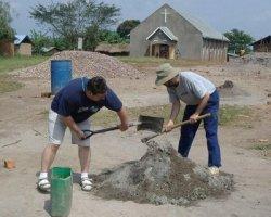Как замесить бетон или подойдем к делу с умом