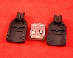 Розетка для USB кабеля