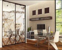 Декоративное стекло и пескоструйная обработка