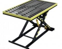 Подъемный гидравлический стол от компании «Инстор»